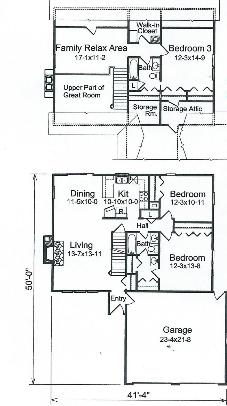red oak plan